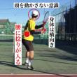 ■身体操作・感覚 頭が動かないように筋肉を動かす  〜才能がない人でも上達できるテニスブログ〜