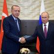 「トルコとロシアの協力が中東の希望だ」エルドアン大統領
