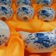 中国茶器ー景徳鎮彩
