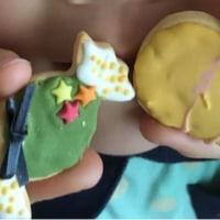 アイシングクッキー初体験