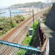 山〜海へサイクリング(新道〜谷根〜青海川〜鯨波)