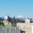 富士山が・・・
