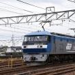 10月20日撮影 稲沢にて貨物撮影 その1