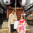 お火焚き祭 七五三詣り4『平成29年』記念撮影