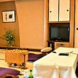 悩んだ末のお昼メニューは?@ 第89期棋聖戦第5局 東京 都市センターホテル