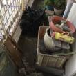 ベランダの片付けゴミ処分‼️【熊本市区 団地アパート等のベランダ不要品処分】