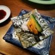 手巻き寿司を楽しむ夜