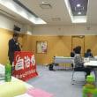 長野市社会事業協会職員組合の定期大会に出席