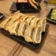上野で餃子