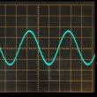 昨日のインバーターテストに波形を加えた