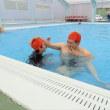 暑い日にはプールですね!~宿題も忘れずに~