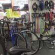 ブロンプトンで自転車店を2軒ハシゴのポタリング・・・