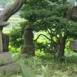 130 上野公園の石造物(9)