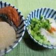 和定食、おでんと焼き魚・・・