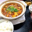 麻婆豆腐を頂きました。 at 創作居酒屋 海の宴