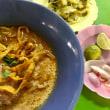 タイ2018☆カオソーイ食べ比べ