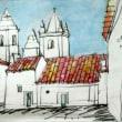 1342.カステロ・デ・ヴィデの町角