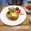今日のランチ お食事ラボ ひみつカレー食堂 vol.2 リヒト@A-port エーポート