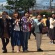 第61回湊区民体育祭。なんでも語り合う日本共産党の集い。