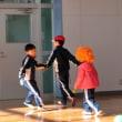 小学部1・2学年 体育の様子