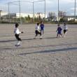 12月8日(土):U10トレーニングマッチ