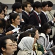 マイナビが開催した「外国人留学生のための就職セミナー」
