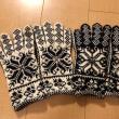 リクエスト手袋2組目完成