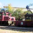 Electric Locomotive#401
