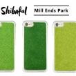 手元に公園の芝生に触れる安らぎを。 あなたの大切なiPhone7をしっかり守ってくれるから安心。