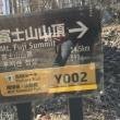 湖、見えないけど湖畔キャンプ こへ、富士山へ行くっ!!