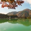 丹沢湖の紅葉 1
