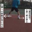 ■フットワーク 一歩目の動き出しを早くしボールに追いつく片脚スプリットステップについて 〜才能がない人でも上達できるテニスブログ〜