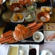 カニを食べに(日帰りの旅、鳥取)
