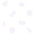 フラワーメッセージアート(2)寿ぐ花☆ チェリーセージ♪