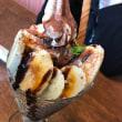 キャラメルチョコバナナ