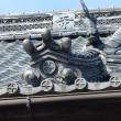 目黒のお寺も丸に十