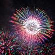 浜名湖・弁天島の花火