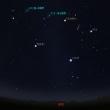 2018 オリオン座流星群 見ごろは10月22日だけど月明かりが邪魔