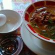 肉玉そば とんこつ醤油の徳島風 バーミアン