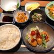 ランチは超久しぶりの和食のお店「海の巧」、満足でした。