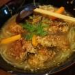 KIAORA JAPAN@ロトルア 日本の料理人!驚きの「チキンラーメン」だ!