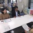 原水爆禁止国民平和大行進実行委員会が福井県庁、県議会に要請