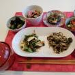 切干大根づくしから海藻づくしにスイッチオン!本日も12種類のレシピで盛り上がる常備菜レッスンでした。