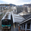 JR加古川線西脇駅
