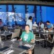 水族館のレストラン