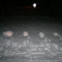 雪ぼんぼり
