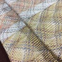 紬や小紋などおしゃれ着にぴったり!正絹西陣織くみひも織袋帯