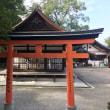 「京都古社寺探訪」宇治神社・京都府宇治市宇治山田にある神社。式内社で、旧社格は府社。隣接する宇治上神社とは対をなす