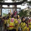 9月24日は沙田神社御柱 里曳祭(本番編の前フリ)