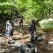 GW前半はS上一家との奥多摩キャンプを楽しみました